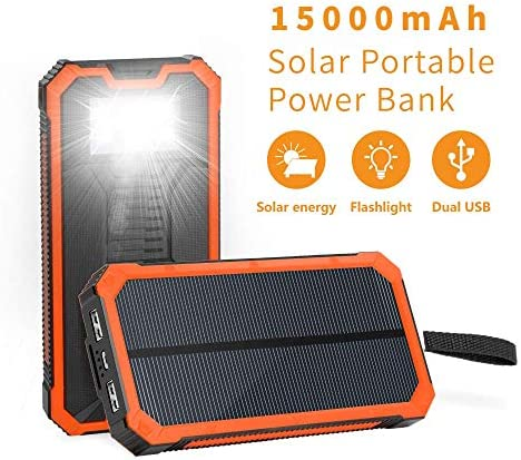 Charger 15000mAh Portable External Flashlight product image