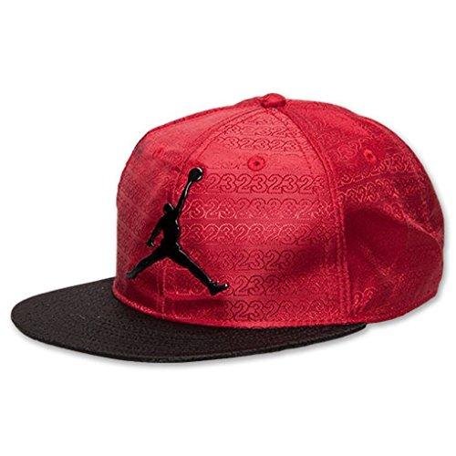 Michael Jordan Infant Size Red Snap Back Hat - Michael Jordan Baby Apparel