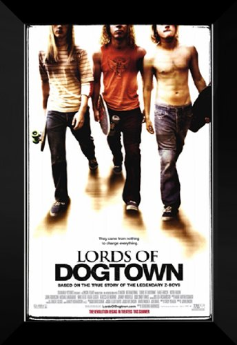 - ArtDirect Lords of Dogtown 27x40 FRAMED Movie Poster - Style A