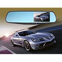 HD video Dual Camera User Manual FHD 1080P Car Camera Dvr Video Recorder Dash Cam with rearview mirror