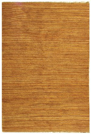 Safavieh Organica Collection ORG111A Hand-Knotted Natural Wool Area Rug (5' x 8') (Natural Knotted Hand)