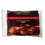 Morrisons Signature Crisp and Golden Yorkshire Pudding, 4 Puddings (Frozen)