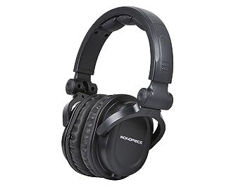 54ea97668db Monoprice 8323 Premium Hi-fi Dj Style Over-the-ear Pro Headphone ...