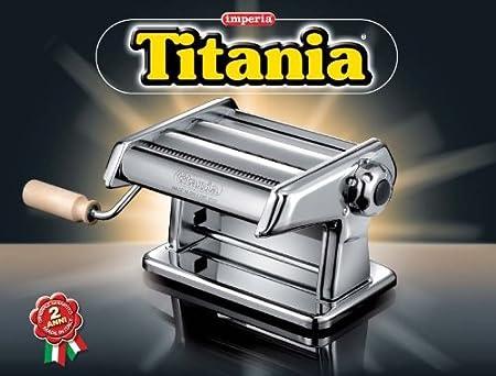 CucinaPro 190 Pasta Maker Machine Large Stainless