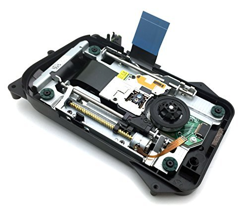 Slim Dvd Ps3 (SBOS® Sony PS3 CECH-4001A / CECH-4001B Super Slim New Replacement Blue-Ray DVD Drive Deck KEM-850 PHA with Laser Lens and flex cable in Shell)