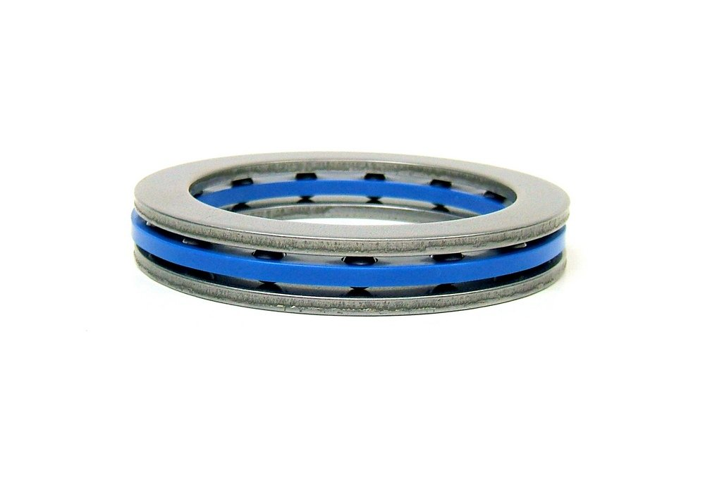 OD Hardened Carbon Steel Washer Stack Height TORQUE TRANSMISSION 20112 Thrust Bearing TB-087 0.875 in ID 0.342 in Nylon 6//6 Cage 1.375 in Ball Quantity 10