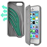 4b28aaeaf28 Vaas Boost Protective Case + Cover w  Sound Amplifying for Apple iPhone 5    5S