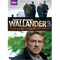 Wallander 3: Event in Autumn / Dogs of Riga / Before the Frost