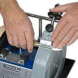 Knife Blade Sharpening Jig Tormek SVM-45. The Knife Jig that Turns Your Tormek Sharpening System T-7, T-4, T-3, etc. into a Professional Knife Sharpener.