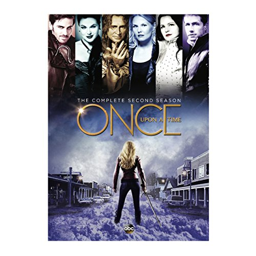 Once Upon A Time: Season 2 (Time Boxed A Once Upon Set)