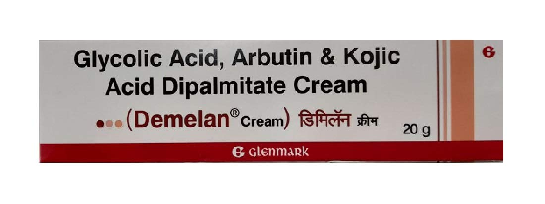 Demelan Lite cream (20 gm), from Life Line Medicos
