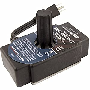 Zerostart 3400017 Portable Electric Heat Magnet Heater for Transmissions, Oil Pans and Small Engines | CSA Approved | 120 Volts | 200 Watts 77