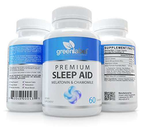 Premium Sleep Aid For Healthy Undisturbed Sleep