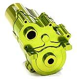 Integy RC Model Hop-ups T4120GREEN Billet Machined Center Gear Box Housing for Traxxas 1 10 E-Revo
