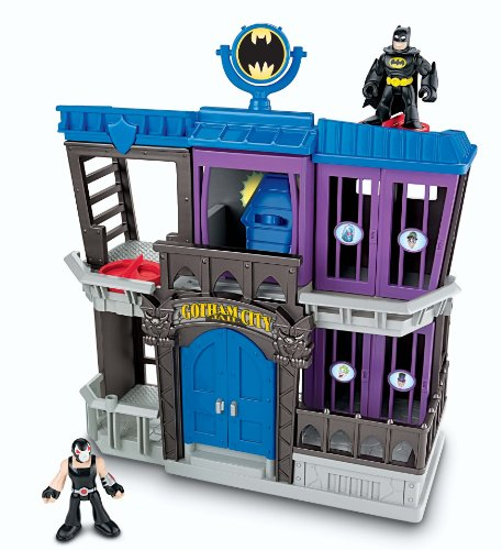 batman cave imaginext