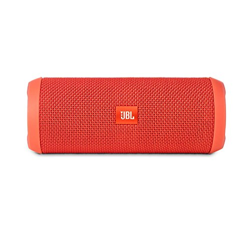 JBL Flip 3 Splashproof Portable Bluetooth Speaker (Orange) (Jbl Ipod Player)