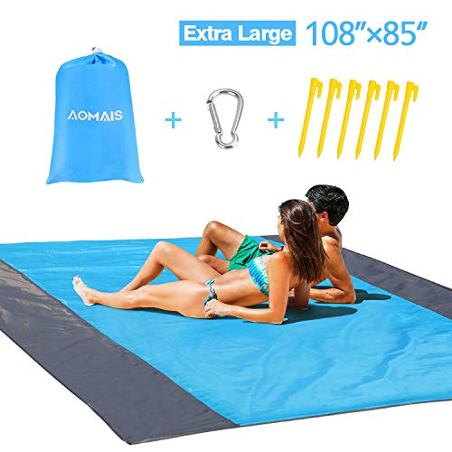 Sandfree Beach Blanket Large