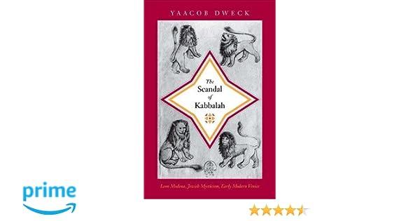 Amazon com: The Scandal of Kabbalah: Leon Modena, Jewish