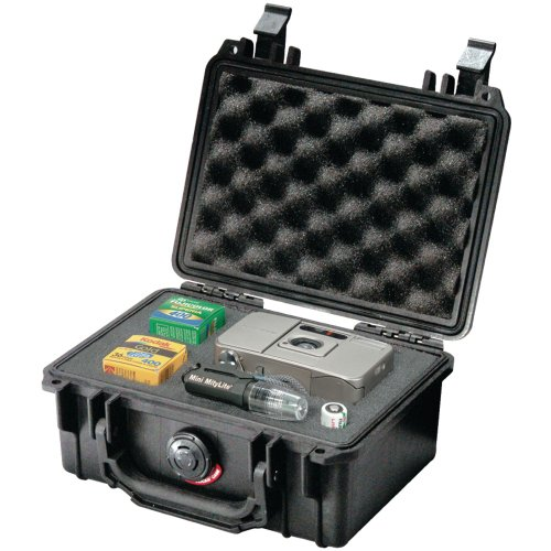 - PELICAN 1120-000-110 1120 Case with Pick N Pluck(TM) Foam electronic consumer Electronics