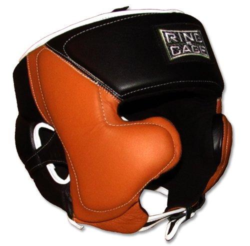 Premium Training Headgear - Limited Edition, for Boxing, MMA, Muay Thai, Kick Boxing (Large)