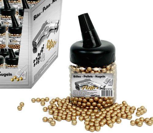 1000 Gold Softair Kugeln Munition