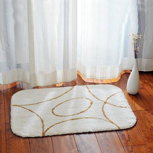Hairy cushions bedroom door mats sanitary absorbent mats bath towels anti-slip mats thick -5080cm a