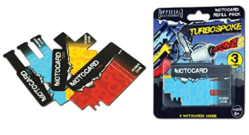 - Turbospoke Motocards