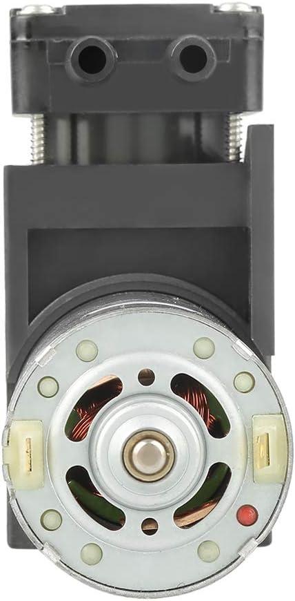 kleine /öllose Vakuumpumpe 85 kPa Durchfluss 40 l//min Zerone Vakuumpumpumpe 12 V 42 W DC 12 V