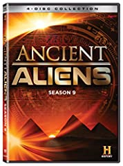 Ancient Aliens is the hit series from History that continues to surprise, entering its impressive ninth season and spawning a successful spin-off series, In Search Of Aliens, starring breakout talent and internet meme hero Giorgio A. Tsoukalo...