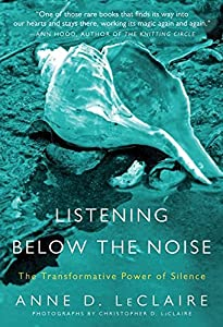 Listening Below the Noise: The Transformative Power of Silence by Anne D. LeClaire (2010-02-02)