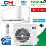 Sophia 36,000 BTU 16 SEER Mini Split Heat Pump