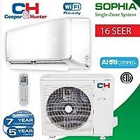 Sophia 36,000 BTU 16 SEER Mini Split Heat Pump