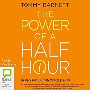 The Power of a Half Hour Audiobook