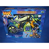 Max Steel MX4 Rocket Cycle & Missile Launcher