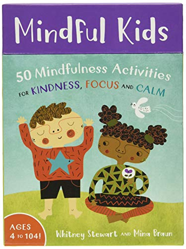Mindful Kids (Mindful Tots) Hardcover – 1 Sept. 2017