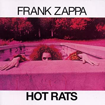 """Résultat de recherche d'images pour """"FRANK ZAPPA HOT RATS CD"""""""