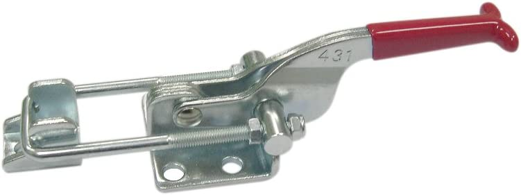 MSI MSI-PRO, MSI431, Latch type quick release toggle clamp with a maximum holding capacity of 700 lbs