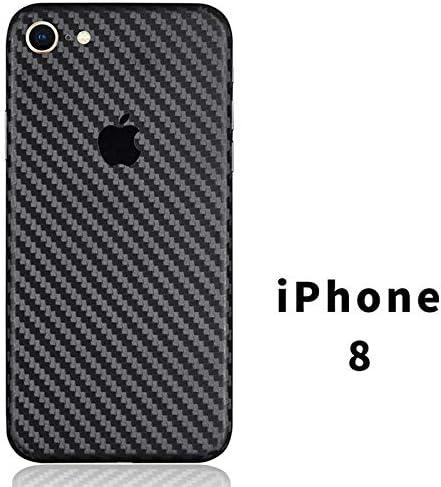 Funda Adhesiva Skin Colores Trasero iPhone 6 6s 7 8 Plus