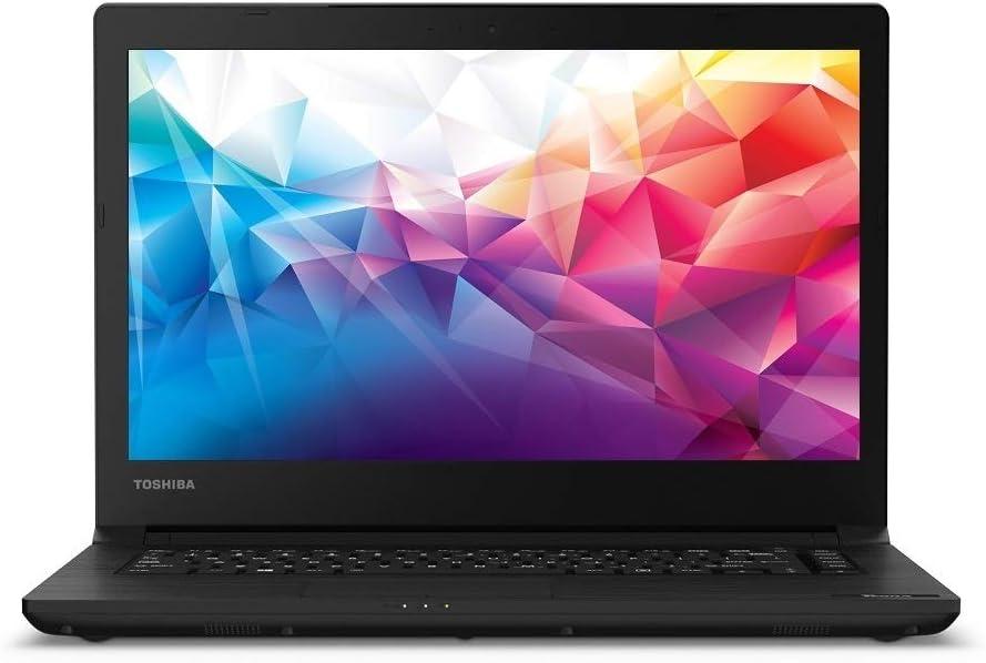 """2020 Toshiba Dynabook Tecra C40-D 14"""" HD Business Laptop (Intel Core i5-7200U, 16GB DDR4 RAM, 1TB M.2 SSD) HDMI, VGA, 3 x USB Ports, Windows 10 Pro 64-bit + IST HDMI Cable (Renewed)"""