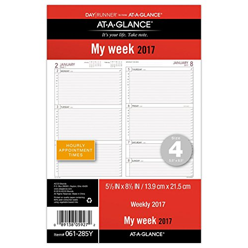 Day Runner Compact Calendar 061 285Y