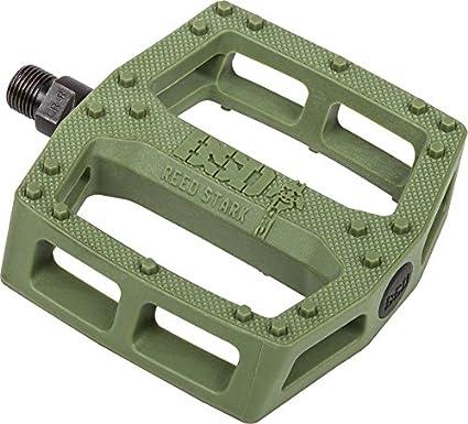BSD Safari Pedals Surplus Green