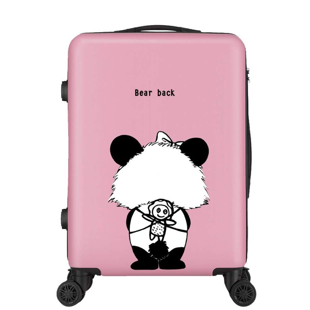 、旅行トロリー荷物手荷物の軽い堅い貝4の車輪のABSスーツケース B07SYZ3P7S