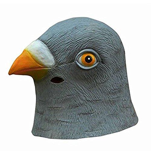 Weird Costumes (Oalas Pigeon Mask)