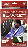 Space All Weather Blanket Olive