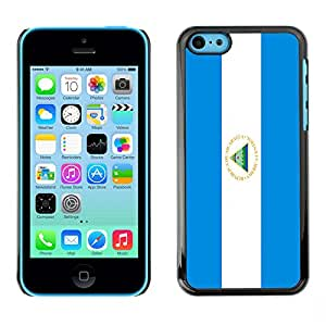 SUPER PIG CASE - Flag - FOR iPhone 5C - Hard Case Cover Shell