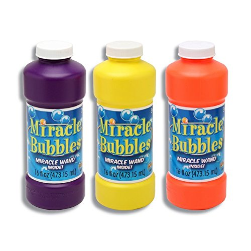 Imperial Miracle Bubbles Assorted Colors