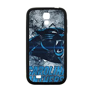 Garolina Panthers Pattern New Style High Quality Comstom Protective case cover For Samsung Galaxy S4 by lolosakes