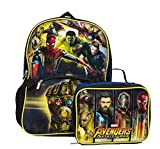 Best AVENGERS Book Bags - AST Toys Avengers Boys Backpack School Backpack Lunch Review