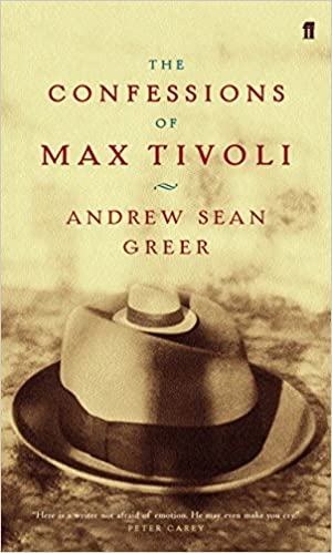 Book The Confessions of Max Tivoli