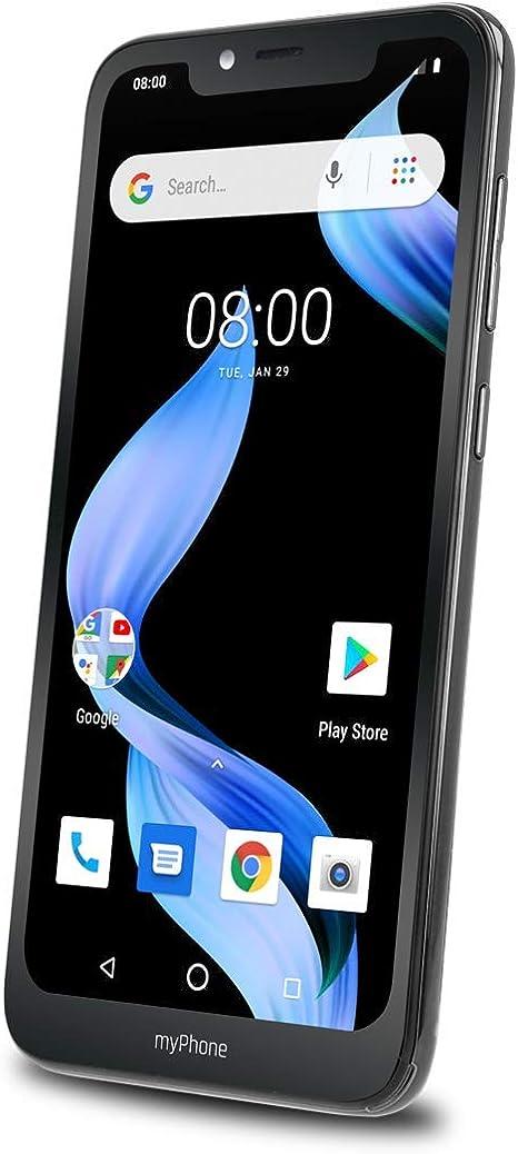 myPhone Prime 3 Lite - Smartphone Libre (Pantalla de 6,18